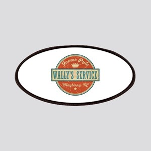 Wally's Service - Gomer Pyle Patches