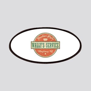 Wally's Service - Goober Pyle Patches