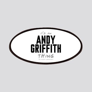 It's an Andy Griffith Thing Patches