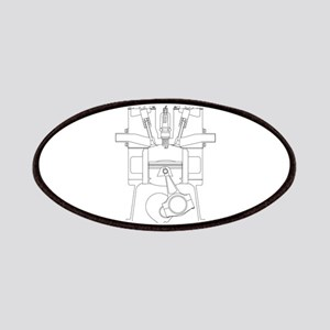 Outlind Drawing Petrol Engine Patch