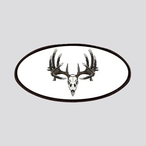Big whitetail buck Patches