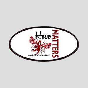 Hope Matters 1 Amyloidosis Patches