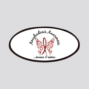 Amyloidosis Butterfly 6.1 Patch