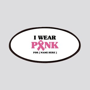 Breast Cancer Cause Patch