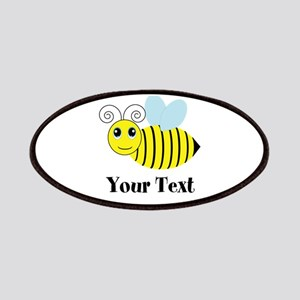 Personalizable Honey Bee Patches