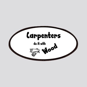 Carpenters Do It with Wood Patch