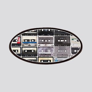 Cassette Tapes Patches