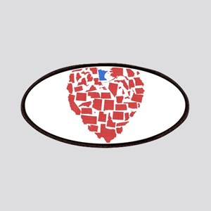 Minnesota Heart Patches