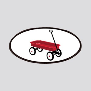 Red Wagon Patches