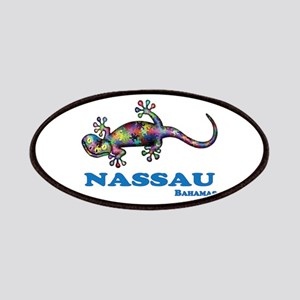 Nassau Gecko Patch