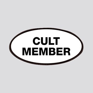 CULT MEMBER Patch
