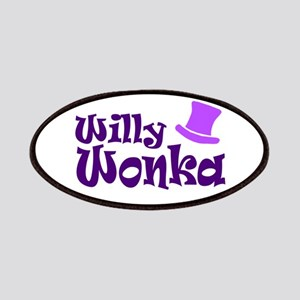 'Willy Wonka' Patches