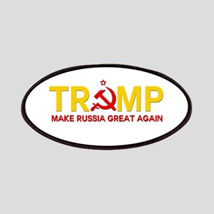 Trump Make Russia Great Again Patch
