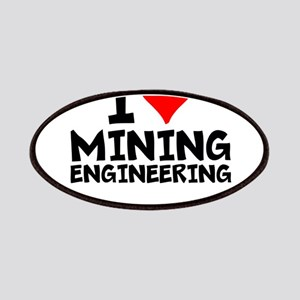 I Love Mining Engineering Patch