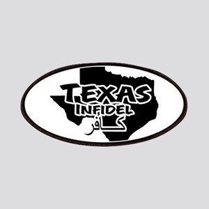 Texas Infidel Patches