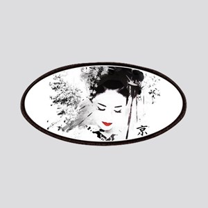Kyoto Geisha Patch