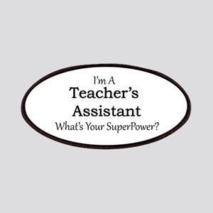 Teacher's Assistant Patch