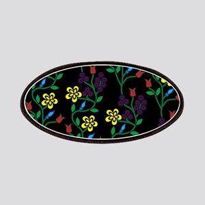 Ojibwe Flowers Patch