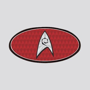 STARTREK TOS UNIFORM RED Patches