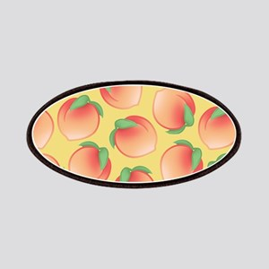 Cute Peach Pattern Patch