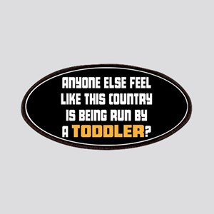 Toddler Trump Patch