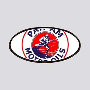 Pan Am Motor Oil 1 Patch