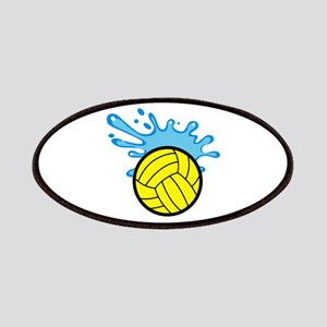 WATER POLO SPLASH Patches