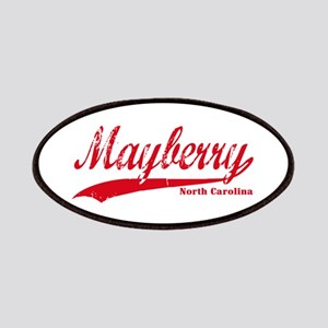 Mayberry North Carolina Patches