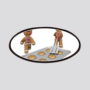 GINGERBREAD MEN DEFENSE Patches