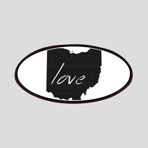 Love Ohio Patch