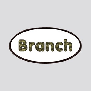 Branch Army Patch
