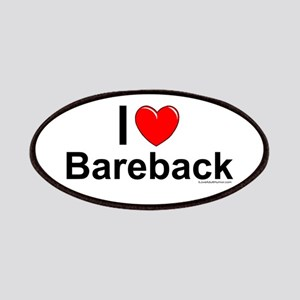 Bareback Patches