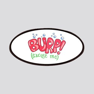 Burp!(Excuse Me) Patches