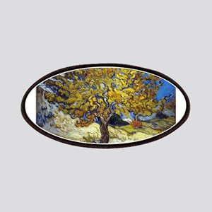 Van Gogh Mulberry Tree Patch