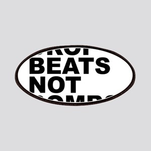 Drop Beats Not Bombs Patches
