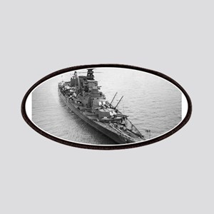 hms hood Patches