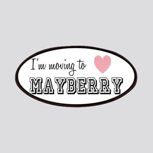 I'm Moving To Mayberry Patches