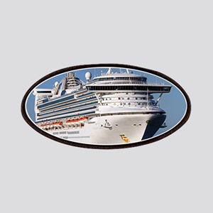 Golden Princess cruise ship Patch