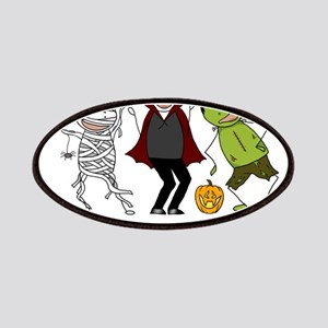 Monster Mash - Halloween Patches