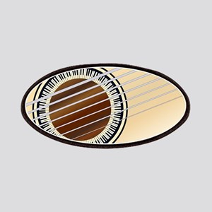 Guitar Piano Soundhole Patch