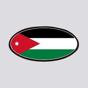Flag of Jordan Patches