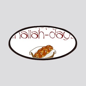 Happy Challah-Days Patches