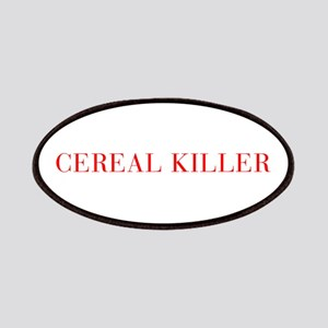 Cereal Killer-Bau red 500 Patch
