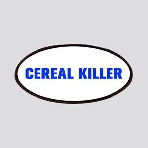 Cereal Killer-Akz blue 500 Patch