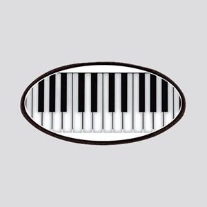 piano keys Patch