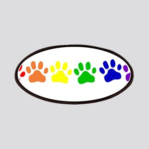 Rainbow Paws Patches