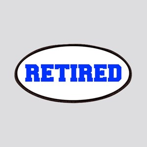 RETIRED-FRESH-BLUE Patches