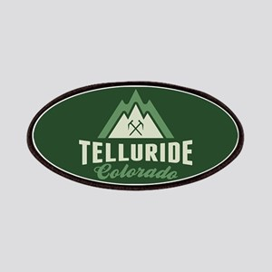 Telluride Mountain Circle Patches