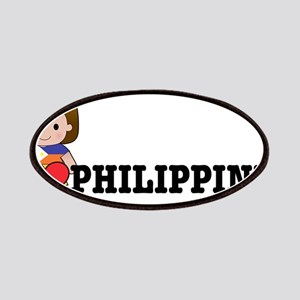 I love Philippines Patches