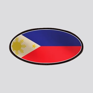 Philippine Flag Patches